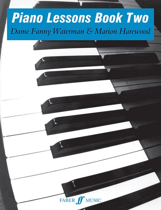Piano Lessons, Book Two