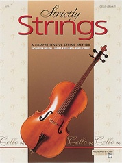 Strictly Strings, Book 1