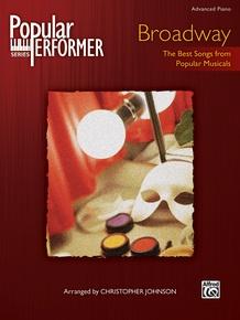 Popular Performer: Broadway