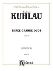 Three Grand Duos, Opus 39
