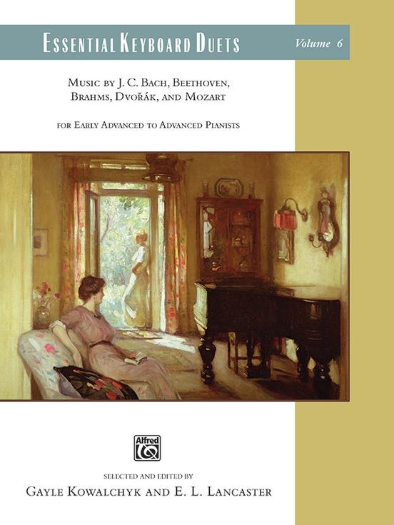Essential Keyboard Duets, Volume 6