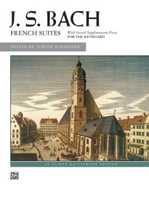 J. S. Bach, French Suites