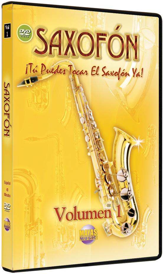 Saxofón Vol. 1