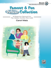 Famous & Fun Deluxe Collection, Book 2