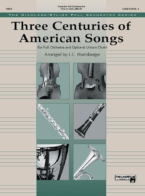 Three Centuries of American Songs