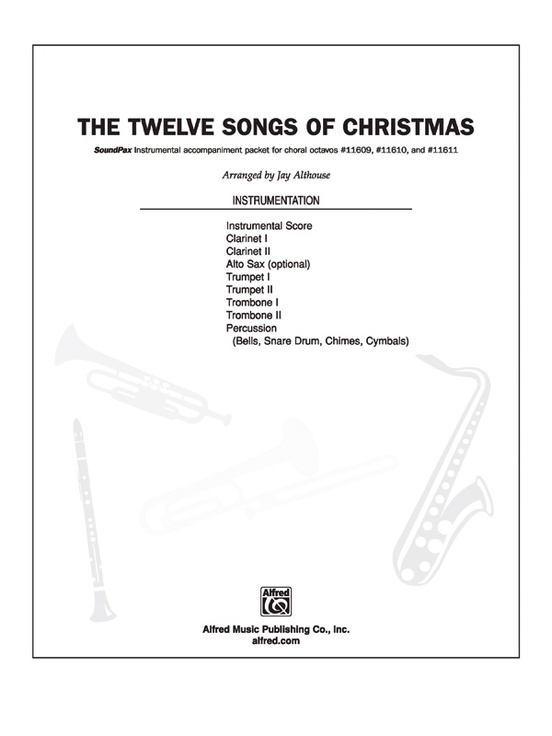 The Twelve Songs of Christmas