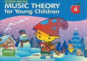 Music Theory for Young Children, Book 4 (Second Edition)