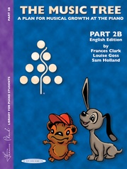 The Music Tree: English Edition Student's Book, Part 2B