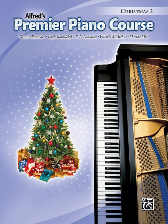 Premier Piano Course, Christmas 3