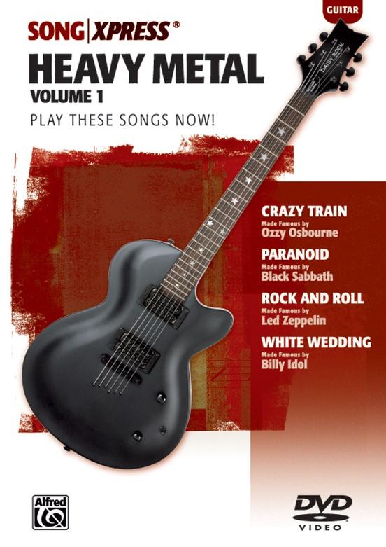 SongXpress®: Heavy Metal, Vol. 1