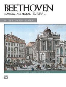 Beethoven, Sonata in E Major, Opus 14, No. 1