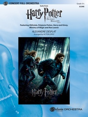 Harry Potter and the Deathly Hallows, Part 1, Suite from