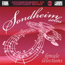 Sondheim: Songs from the Broadway Musical (Female Selections)