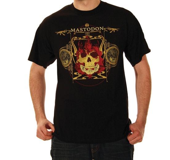 Mastodon: Dreamweaver T-Shirt (Large)