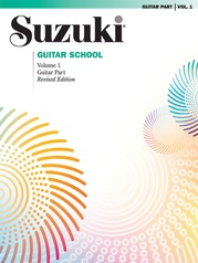 Suzuki Guitar School Guitar Part, Volume 1 (Revised)
