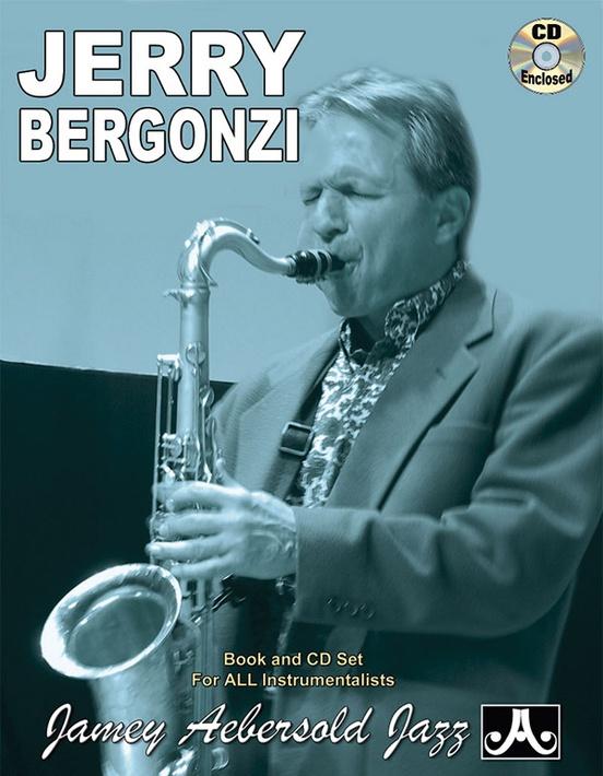 Jamey Aebersold Jazz, Volume 102: Jerry Bergonzi