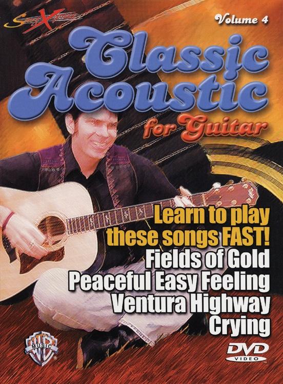 SongXpress®: Classic Acoustic, Vol. 4