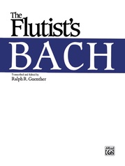 The Flutist's Bach
