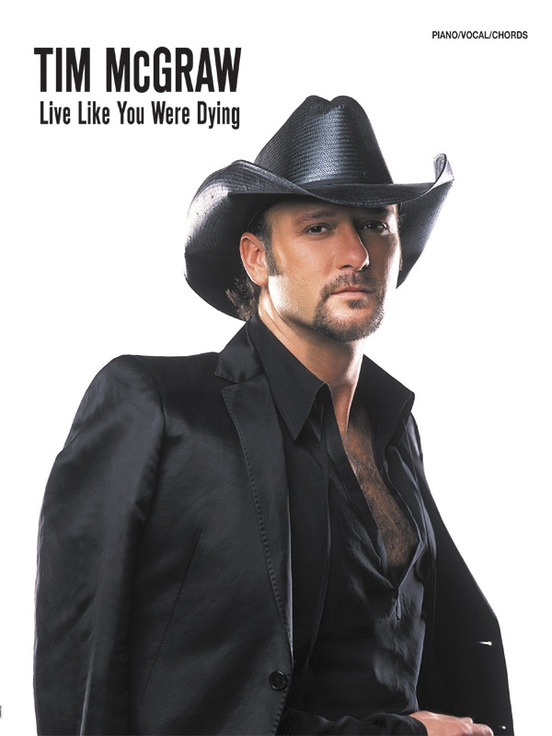 Tim McGraw: Live Like You Were Dying