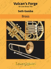 Vulcan's Forge for Low Brass Trio