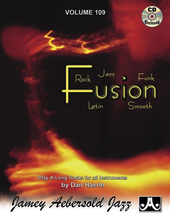 Jamey Aebersold Jazz, Volume 109: Fusion