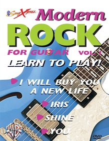 SongXpress®: Modern Rock, Vol. 1