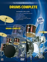 Ultimate Beginner Series: Drums Complete