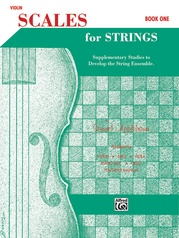Scales for Strings, Book I
