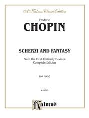Scherzi and Fantasy in F Minor
