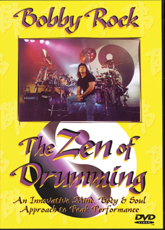 Bobby Rock: The Zen of Drumming