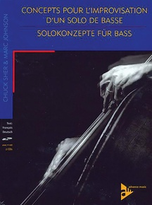 Concepts pour l'improvisation d'un solo de basse / Solokonzepte für Bass