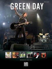 Green Day: Sheet Music Anthology