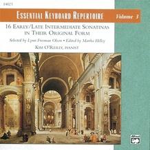 Essential Keyboard Repertoire, Volume 3 (Sonatinas)