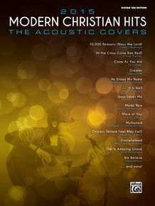 2015 Modern Christian Hits: The Acoustic Covers