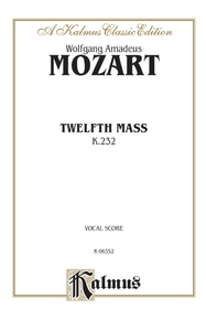 Twelfth Mass (K. 232)