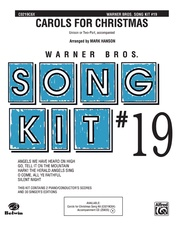 Carols for Christmas: Song Kit #19