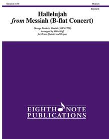 Hallelujah from <i>Messiah</i> (B-flat Concert)