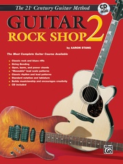 Belwin's 21st Century Guitar Rock Shop 2