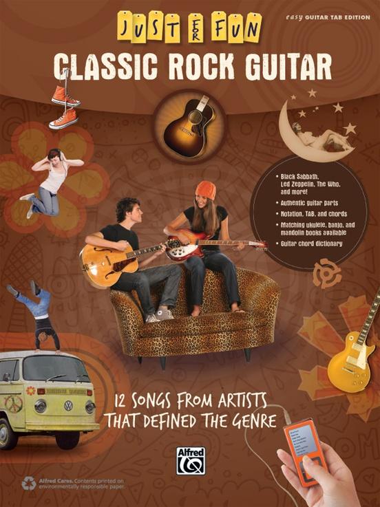 Just for Fun: Classic Rock Guitar