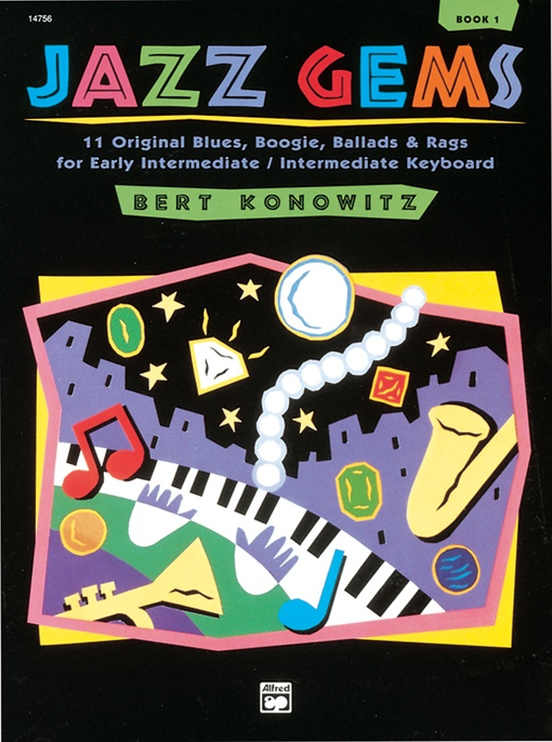 Jazz Gems, Book 1