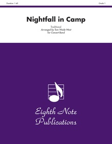 Nightfall in Camp