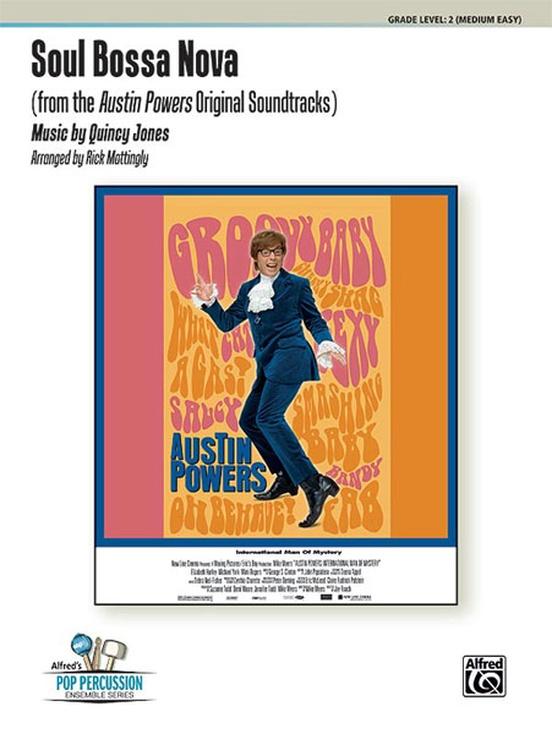 Soul Bossa Nova (from the Austin Powers Original Soundtracks)