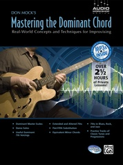 Don Mock's Mastering the Dominant Chord
