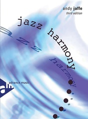 Jazz Harmony (Third Edition)