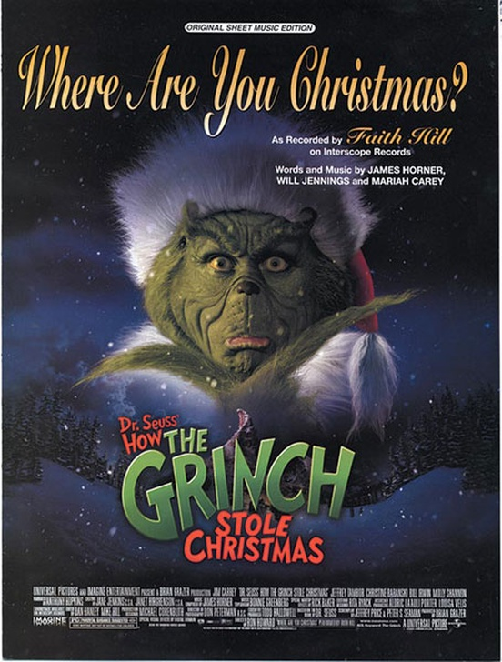 Where Are You Christmas? (from Dr. Seuss' How the Grinch Stole Christmas)