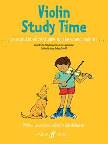 Violin Study Time