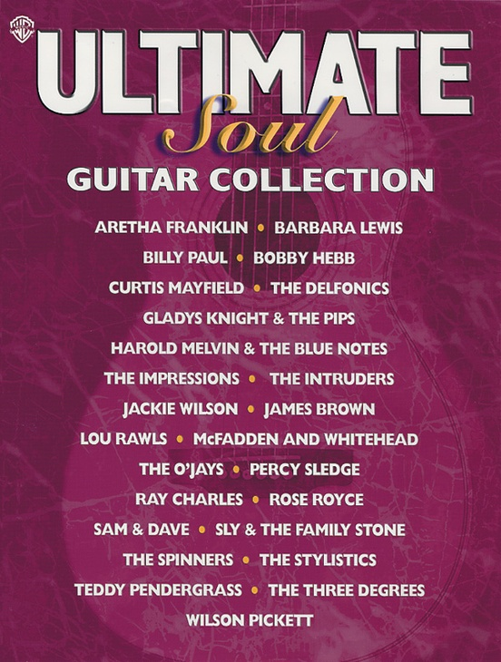 Ultimate Soul Guitar Collection