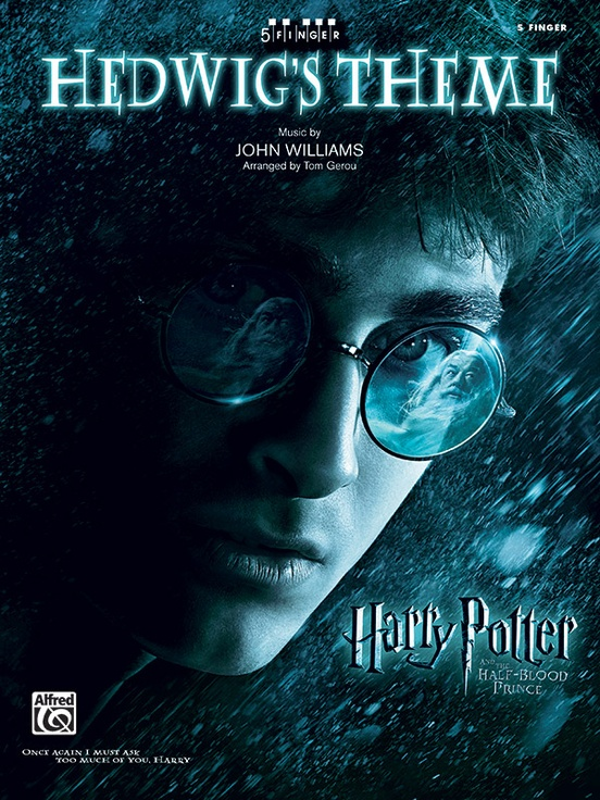 Hedwig S Theme From Harry Potter And The Half Blood Prince Piano Sheet John Williams Return to nuke 'em high volume 1. hedwig s theme from harry potter and the half blood prince