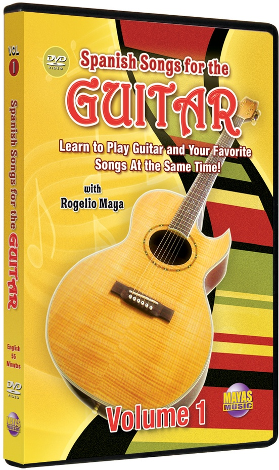 Spanish Songs for Guitar Vol. 1