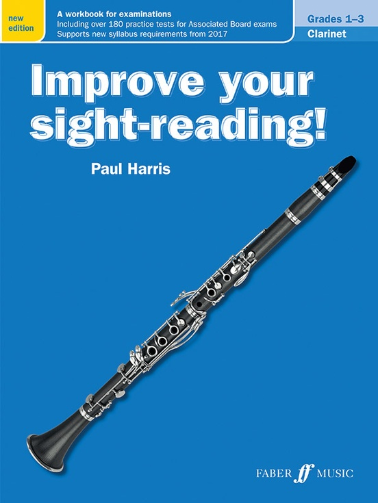 Improve Your Sight-Reading! Clarinet, Grade 1-3 (New Edition)